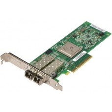 489191-001 -HP 82Q 8GB PCIe FC DUAL PORT HBA