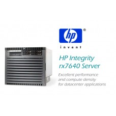 HP Integrity rx7640 Server