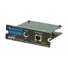 UPS NETWORK MANAGEMENT CARD: APC EM AP9619
