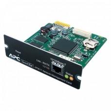 UPS NETWORK MANAGEMENT CARD: APC EM AP9617