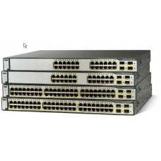 SWITCH: Cisco WS-C3750G-24PS-S