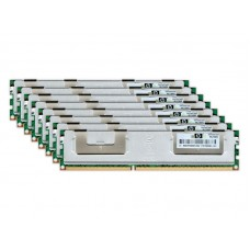 Lot of 25 x 4GB PC3-10600R DDR3 Server Memory