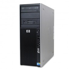 WORKSTATION: HP Z400 Intel Xeon