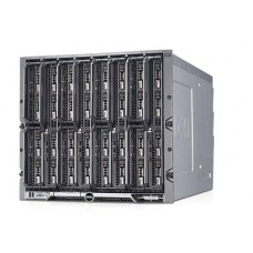 BLADESYSTEM: Dell PowerEdge M1000e - 16 x M620, 2XE5-2609, 32GB, Ent