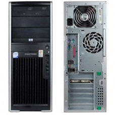 WORKSTATION: HP XW4400 Intel Xeon